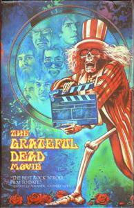 Grateful Dead: Grateful Dead Movie, The - Cover