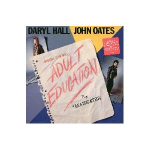 "Daryl Hall & John Oates: Adult Education (Promo-12"") - Bild 1"