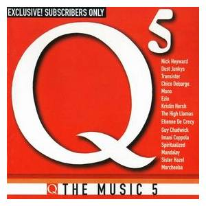 Cover - Transister: Q The Music 5