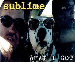 Cover - Sublime: What I Got