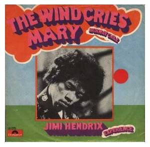 The Jimi Hendrix Experience: Wind Cries Mary, The - Cover