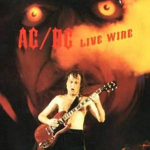 AC/DC: Live Wire - Cover