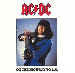 AC/DC: On The Highway To L.A. - Cover