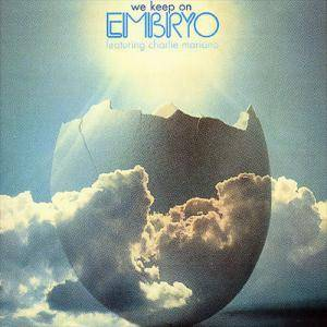 Embryo: We Keep On - Cover