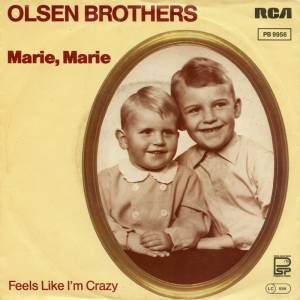 Cover - Olsen Brothers: Marie, Marie
