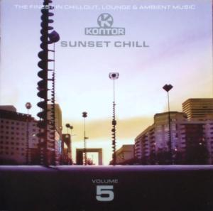 Sunset Chill Volume 5 - Cover