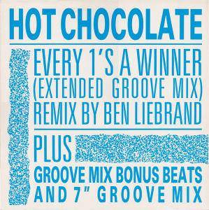 Hot Chocolate: Every 1's A Winner - Cover