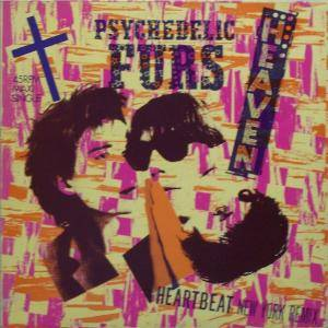 The Psychedelic Furs: Heaven - Cover
