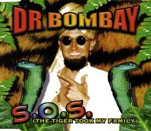 Cover - Dr. Bombay: S.O.S. (The Tiger Took My Family)