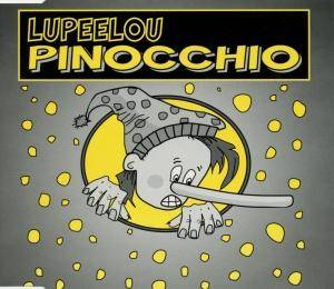 Lupeelou: Pinocchio - Cover