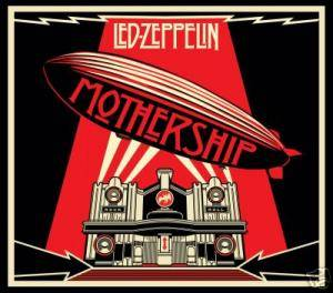 Led Zeppelin: Mothership (2-CD + DVD) - Bild 1