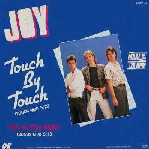 Cover - Joy: Touch By Touch