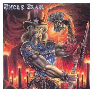 Uncle Slam: Say Uncle - Cover