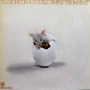 Cover - Triumvirat: Illusions On A Double Dimple