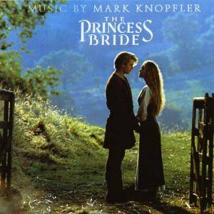 Mark Knopfler: Princess Bride, The - Cover