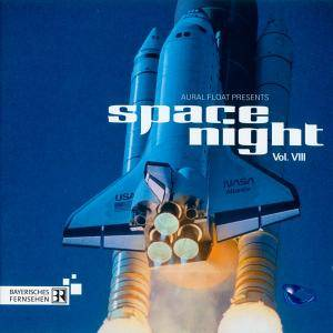 Cover - Sven van Hees: Aural Float Presents Space Night Vol. VIII