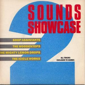 Sounds Showcase 2 - Cover