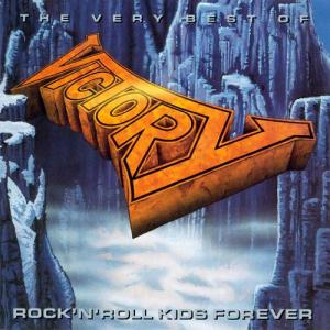 Victory: Very Best Of Victory - Rock'n'Roll Kids Forever, The - Cover
