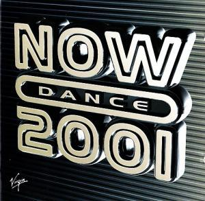 NOW Dance 2001 - Cover