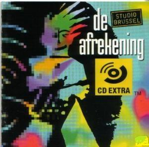De Afrekening CD EXTRA - Cover