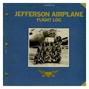 Jefferson Airplane: Flight Log - Cover
