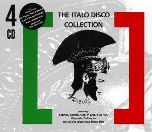Italo Disco Collection, The - Cover