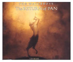 The Waterboys: Return Of Pan, The - Cover