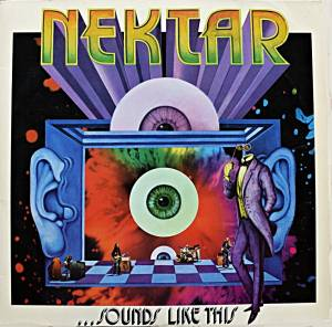 Cover - Nektar: ...Sounds Like This