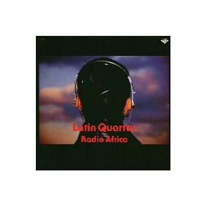 Latin Quarter: Radio Africa - Cover