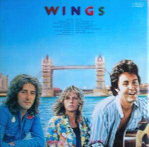 Wings: London Town (LP) - Bild 2