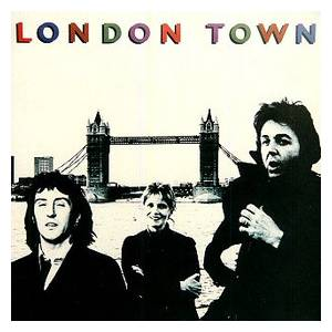 Wings: London Town (LP) - Bild 1