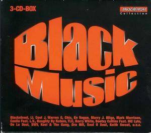 Black Music - Cover