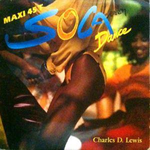 Charles D. Lewis: Soca Dance - Cover