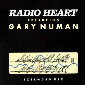Radio Heart Feat. Gary Numan: Radio Heart - Cover
