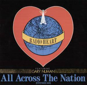 Radio Heart Feat. Gary Numan: All Across The Nation - Cover
