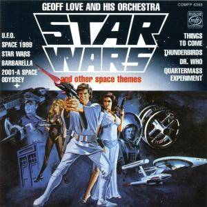 Cover - Geoff Love And His Orchestra: Star Wars And Other Space Themes