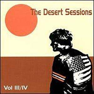 Desert Sessions: Vol. 3 / Vol. 4 - Cover