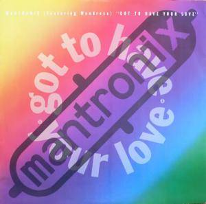 Mantronix: Got To Have Your Love - Cover