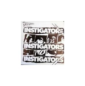 Cover - Instigators: Recorded Live