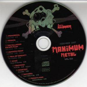 Metal Hammer - Maximum Metal Vol. 122 (CD) - Bild 3