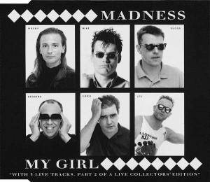 Madness: My Girl - Cover