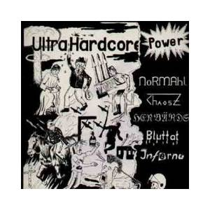 Ultra Hardcore Power - Cover