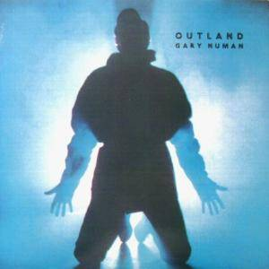 Gary Numan: Outland - Cover