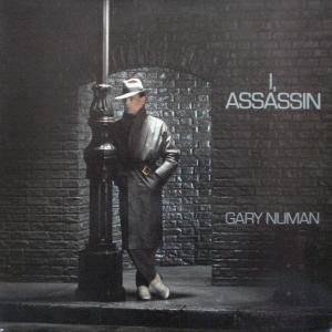 Gary Numan: I, Assassin - Cover
