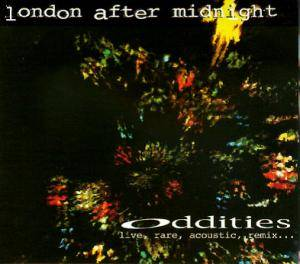 Cover - London After Midnight: Oddities