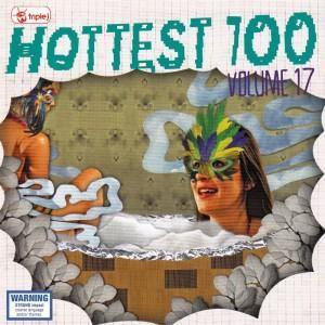 Triple J Hottest 100 Volume 17 - Cover