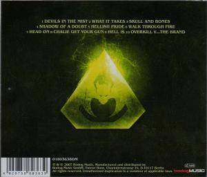 Overkill: Immortalis (CD) - Bild 2