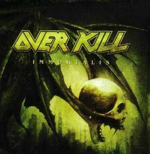 Overkill: Immortalis (CD) - Bild 1