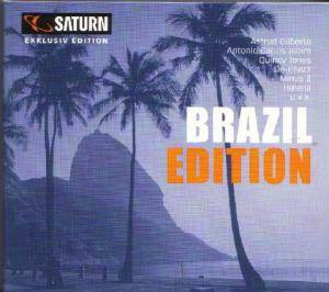 Cover - Cantoma: Brazil Edition