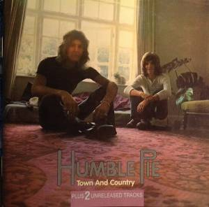 Cover - Humble Pie: Town And Country
